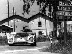 Porsche 917  Hans Hermann - Vic Elford