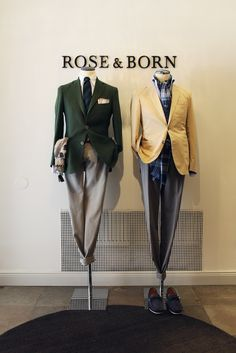 Shopping Stockholm | Rose & Born