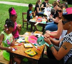 Crafts in the Playhouse Philadelphia, PA #Kids #Events