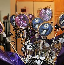 nightmare before christmas theme wedding ideas - Nightmare Before Christmas Wedding Decorations
