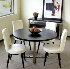 Allan Copley Designs Artesia 5 Piece Dining Table Set In Mocca by Allan Copley Designs, http://www.amazon.ca/dp/B00EZNHEJI/ref=cm_sw_r_pi_dp_2hpmtb0H49ZRH