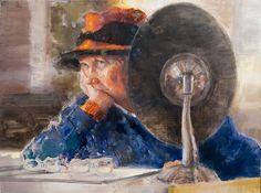 Art alum Joanne Radmilovich Kollman won the Best in Show award at the Oregon Society of Artists' fall 2013 juried exhibition.