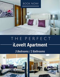 Come and stay in this well-designed apartment, iLOVEIT!  This 3bed/2bath apartment has it's elegantly designed interior which a perfect place to relax and enjoy with your family and friends!  Contact us: booking.iloveit@gmail.com