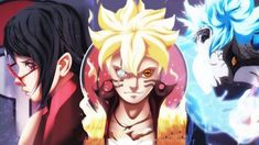 This is Boruto Chapter 40 Release Date, Spoilers and Speculation Discussion Thread. Boruto Tenseigan, Sarada Uchiha, Anime Naruto, Naruto Shippuden Sasuke, Naruto And Sasuke Wallpaper, Wallpaper Naruto Shippuden, Boruto Next Generation, Fanart, Fighting Poses