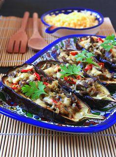 . Eggplant Recipes, Vegetable Pizza, Drinks, Food, Drinking, Beverages, Essen, Drink, Meals
