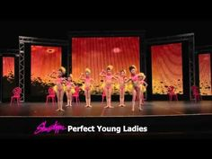Perfect Young Ladies- Alexa Moffett Choreography
