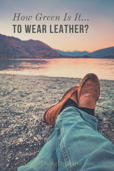 Many fashion brands have said the same thing I do about green products.If there is an alternative that doesn't compromise quality, durability, sustainability and longevity, they'll use it. The fact that many major fashion houses aren't using leather alternatives yet says something. So, is classic leather a sustainable fabric? Follow the link to find out! >>>> #sustainablefashion #fashion #leather #veganleather #fastfashion #greenliving #ecofriendly #fabric #plasticfree Sustainable Fabrics, Sustainable Living, Sustainable Fashion, Green Companies, Eco Friendly House, Green Life, Classic Leather, Fast Fashion, Zero Waste