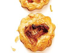 Caramelized Onion Tartlets | Browse our best ideas for appetizers to get your party planning started. Everyone knows the best parties are the ones with the best food, so pick a variety of appetizer options ranging from stunning hors d'oeuvres to the perfectly crafted (and super easy!) cheese plate. Plan to serve a range of appetizer recipes, baked appetizers, chilled appetizers, and even grilled appetizers, so that you have a constant rotation of platters at the ready, and that there's no…