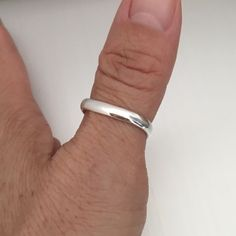Eternity White CZ Unique Ring New .925 Sterling Silver Stackable Band Sizes 4-12