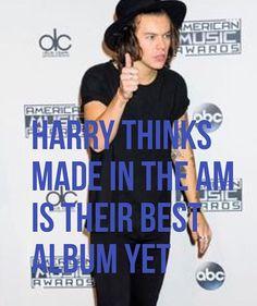 I agree but I love Zayn's voice tho