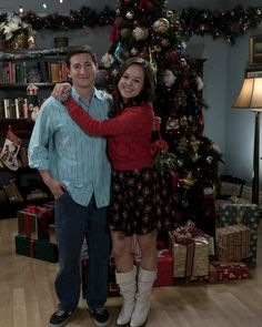 The Goldbergs, Tv Couples, Mean Girls, Christmas Sweaters, Tv Series, Tv Shows, The Past, The Originals, Otp