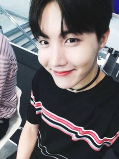 J-Hope Hobi My Angel My Hope I love you! Pinterest: Mrs Yoongi