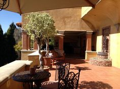 Castello Di Monte is a Tuscan style estate in Pretoria that portrays pure luxury and elegance and offers spectacular views of the hills in and around the capital city. Pretoria, Tuscan Style, Capital City, South Africa, Patio, Luxury, Live, Outdoor Decor, Home Decor
