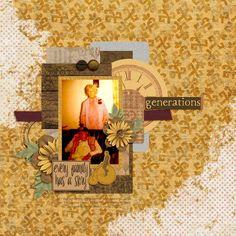 Family Album: Generations - Paternal Grandparents