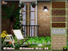 autaki's Chic_Stone _Set II