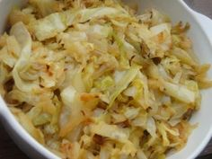 Új fejes káposzta párolva Cabbage, Vegan Recipes, Food And Drink, Vegetables, Healthy Food, Cookies, Blog, Rezepte, Health Foods