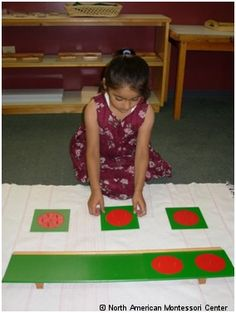 Montessori Curriculum Overview #ECMontessori