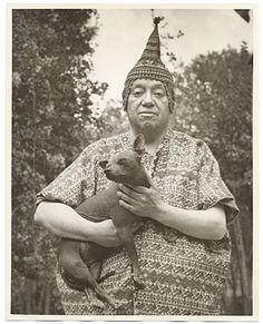 Ese Diego Rivera era un loquillo.