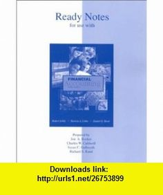 Ready Notes for use with Financial Accounting (9780072383744) Robert Libby, Patricia Libby, Daniel G Short , ISBN-10: 0072383747  , ISBN-13: 978-0072383744 ,  , tutorials , pdf , ebook , torrent , downloads , rapidshare , filesonic , hotfile , megaupload , fileserve