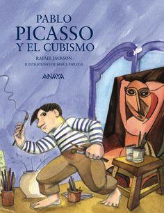 Esta es la historia de Pablo Picasso, uno de los artistas más importantes que han existido. Desde pequeño, observaba el mundo con mucha atención y quiso enseñarnos su forma de mirar a través de la pintura. Su manera de dibujar fue evolucionando y así llegó a inventar un nuevo estilo: el cubismo.