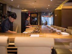 New York City's 12 Hottest Sushi Restaurants