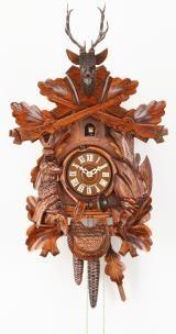 Relógio de Cuco<br>Relógio de caça