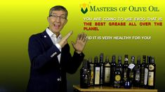 Best Italian Olive OIl crop) for Masters Of Olive Oil International Contest Italian Olives, Olive Oil, Masters, Good Things, Youtube, Master's Degree, Youtubers, Youtube Movies