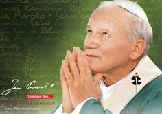 Modern Catholics are blessed to have been alive while JP II was Pope. Our family was blessed to be able to be present at World Youth Day 2002 in Toronto. Catholic Prayers Daily, Juan Pablo Ll, World Youth Day, Hero Quotes, Pope John Paul Ii, Religious Books, New Saints, Labor, Pope Francis