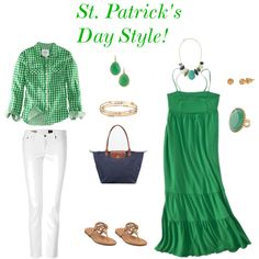 St. Patrick's Day Style  www.stelladot.com/mcandy