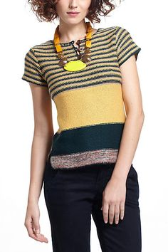 1d6117e5 Cambridge Textured Henley Anthropologie Brands, Fall Wardrobe, Sweater  Outfits, Closet Staples, Sweaters