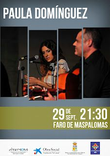 Flamenco Pop en el Faro de Maspalomas - http://gd.is/67khOS