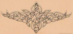Celtic Knots | Celtic knotwork tattoo by ~mossy-tree on deviantART