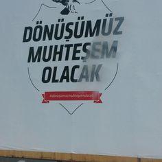 Beşiktaş İnönü Stadı'de bir check-in