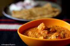 'Cookin in pajamas ': Cheese Butter Masala