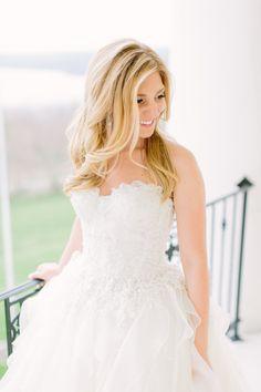 Keri + Matt   A Romantic Classic Wedding - www.theperfectpalette.com - Color Ideas for Wedding + Parties!