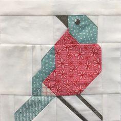 Block 84 of The Splendid Sampler Quilt