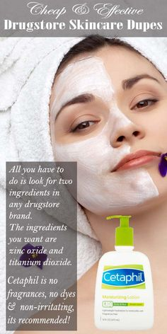 Daily Skin Care Day and night facial skincare maintenance for a glowing smooth skin. useful facial skin care image pin put together on 20191103 , Skin Care Idea 7370911664 dupes, Drugstore Makeup Dupes, Drugstore Skincare, Beauty Dupes, Makeup Cosmetics, Beauty Skin, Beauty Blogs, Beauty Products, Face Products, Makeup Products