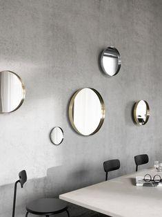 Menu's Darkly mirrors