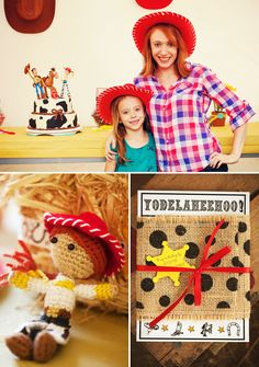 jessie the cowgirl themed birthday toy story party - Toy Story Activity Center Download