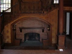 Cozy Sitting Area in Plum Orchard Mansion by wb48, via Flickr