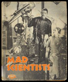 Mad Scientists Crestwood Monsters Series 1977 Kids book | por Neato Coolville