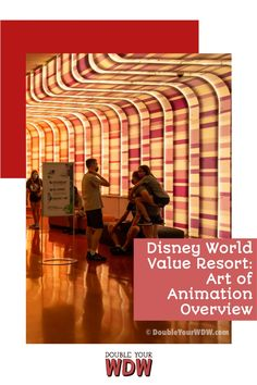 Disney World's Art of Animation Resort has some of the best theming of any resort. Here you'll see everything this resort has to offer. Room types and rates, dining, shopping, recreation, and more. Disney | Disney World | Disney resort | Art of Animation | Walt Disney World | Disney tips | Disney planning | Vacation planning | Disney vacation Disney World Hotels, Disney World Parks, Disney World Planning, Disney World Resorts, Disney Vacation Club, Disney Travel, Disney Vacations, Disney World Tips And Tricks, Disney Tips