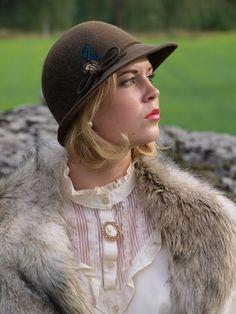 Jenny Olofsson - En Vintage Saga : På den tiden när jag hade blont hår