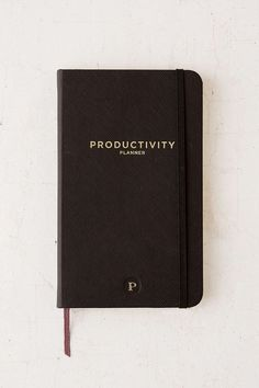 The Productivity Planner is based on historical leading Productivity Principles and Supported Goals Research that are proven to increase productivity. Stay clear of distractions with the Productivity Planner's simple focused Pomodoro style work system. Rate your productivity at the end of each day and become more effective day by day! Stay on top of your weekly goals and review what happened each week. Everything is non-dated so you don't waste pages like most planners.