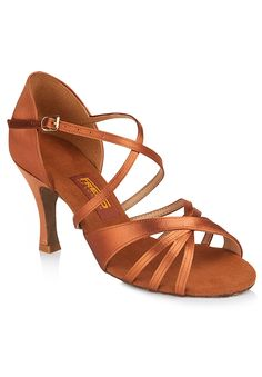 Freed of London Sylvia Latin Dance Shoes | Dancesport Fashion @ DanceShopper.com