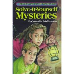 Solve it Yourself Mysteries