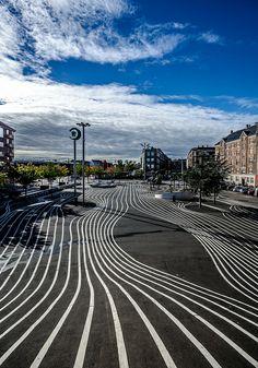 Superkilen | Flickr - Norrebro - Copenhagen - Denmark #Norrebro