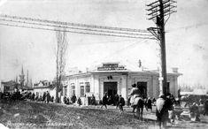 20-30-е годы XX века. Бывший торговый дом Шахворостовых.