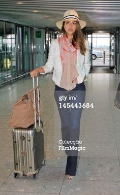 Jessica Alba#Celebrity sightings