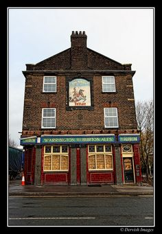 The Old Albion Pub, Armley Road. Currently being converted into offices. Leeds Pubs, Leeds City, British Pub, Great British, Food Studies, Industrial Architecture, Pub Signs, West Yorkshire, Town Hall